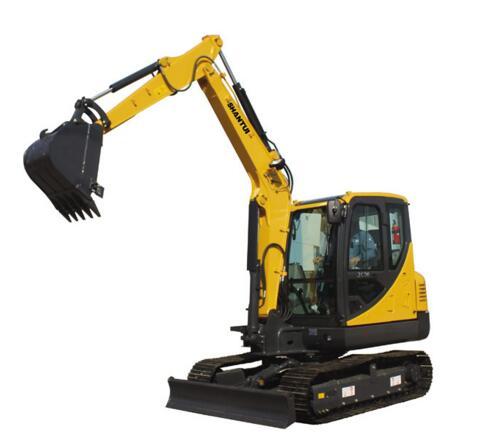 SE50履带式挖掘机