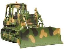 山推SD22J 军用型推土机
