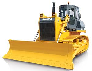 山推SD22E加长履带型推土机