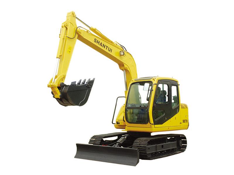 SE70履带式挖掘机
