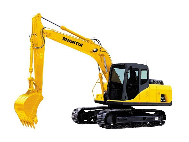 SE130履带式挖掘机